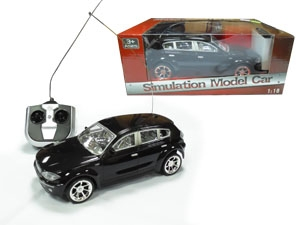 Simulation Model Car